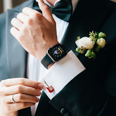Wedding photographer Zhenya Vasilev (ilfordfan). Photo of 17.10.2017