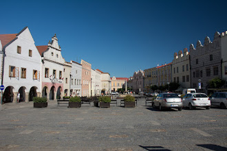 Photo: Kurde jak ja uwielbiam te czeskie miasteczka :)