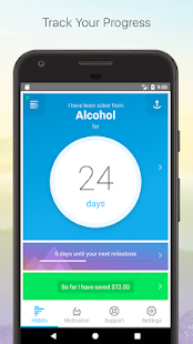 I Am Sober - Motivation For Tracking Sobriety- screenshot thumbnail