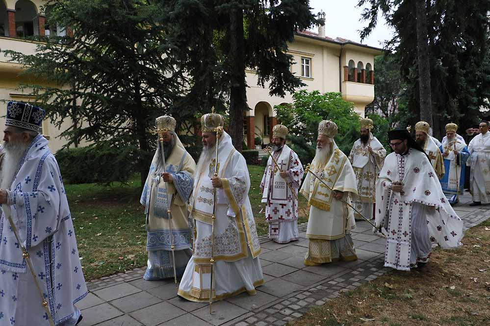 Устоличен Епископ нишки г. Арсеније