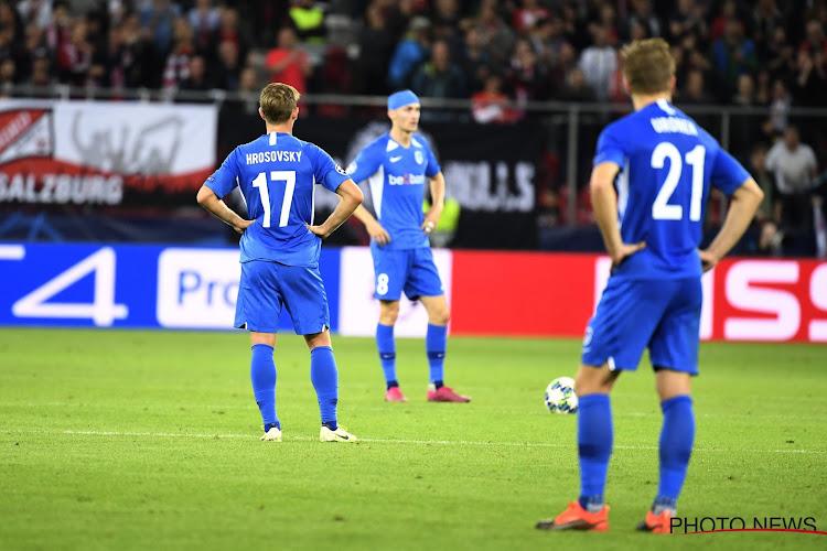 Youth League : Genk sort sur un match nul