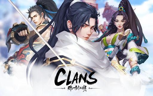 CLANS:Destiny Love  captures d'écran 1