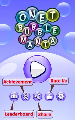 Onet Bubble Mania - screenshot