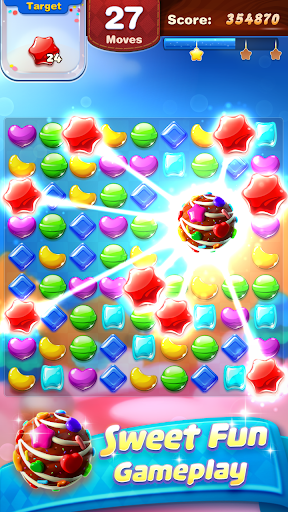 Sweet Candy Forest screenshot 1