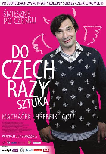 Polski plakat filmu 'Do Czech Razy Sztuka'