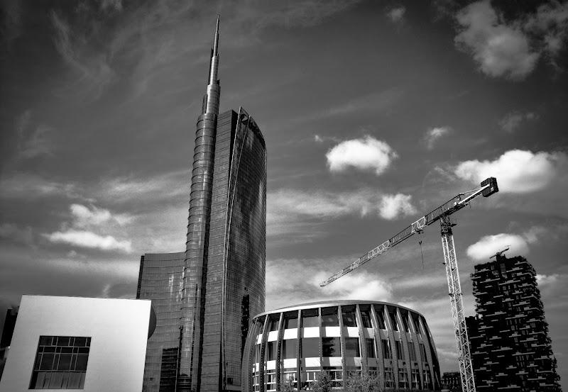 Costruire un nuovo Skyline di Paolo Scabbia
