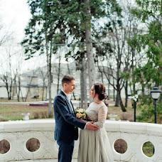 Wedding photographer Elena Proskuryakova (ElenaNikitina). Photo of 29.04.2018
