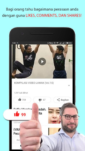 Buzz Up! - Viral Videos screenshot