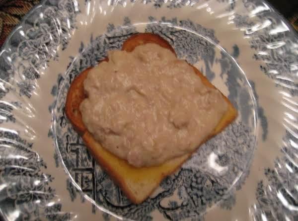 Tuna On Toast