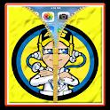 Valentino Rossi Zipper Lock icon