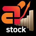aT 유안타증권 – 주식증권 시세조회는 에이티스탁 icon