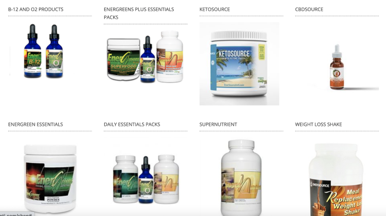 Image of EnerSource's products
