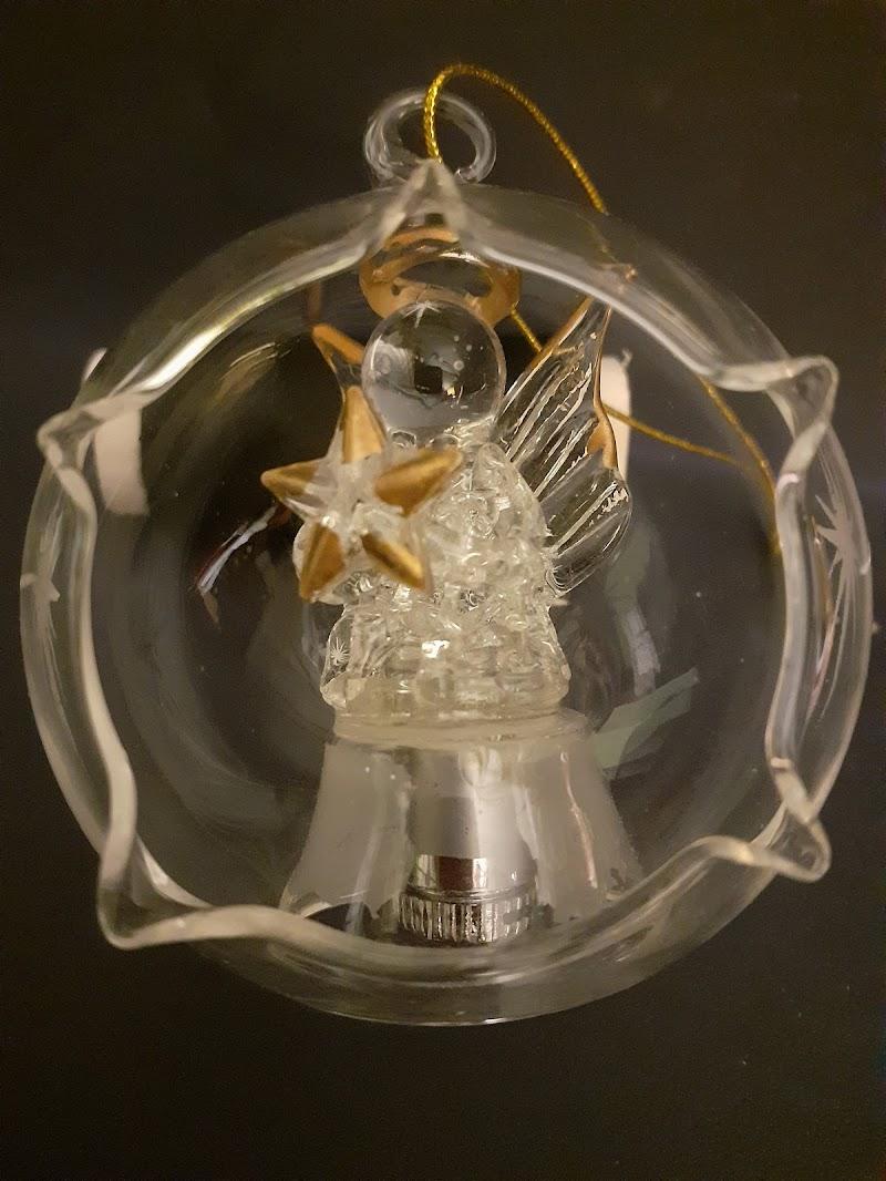Un Angelo in una palla di vetro di ORTENSIA_EFFE
