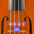 Pro Violin Tuner