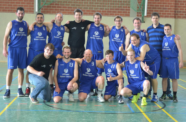 Vierte wurde Meister und steigt als Dritte in die Landesliga auf