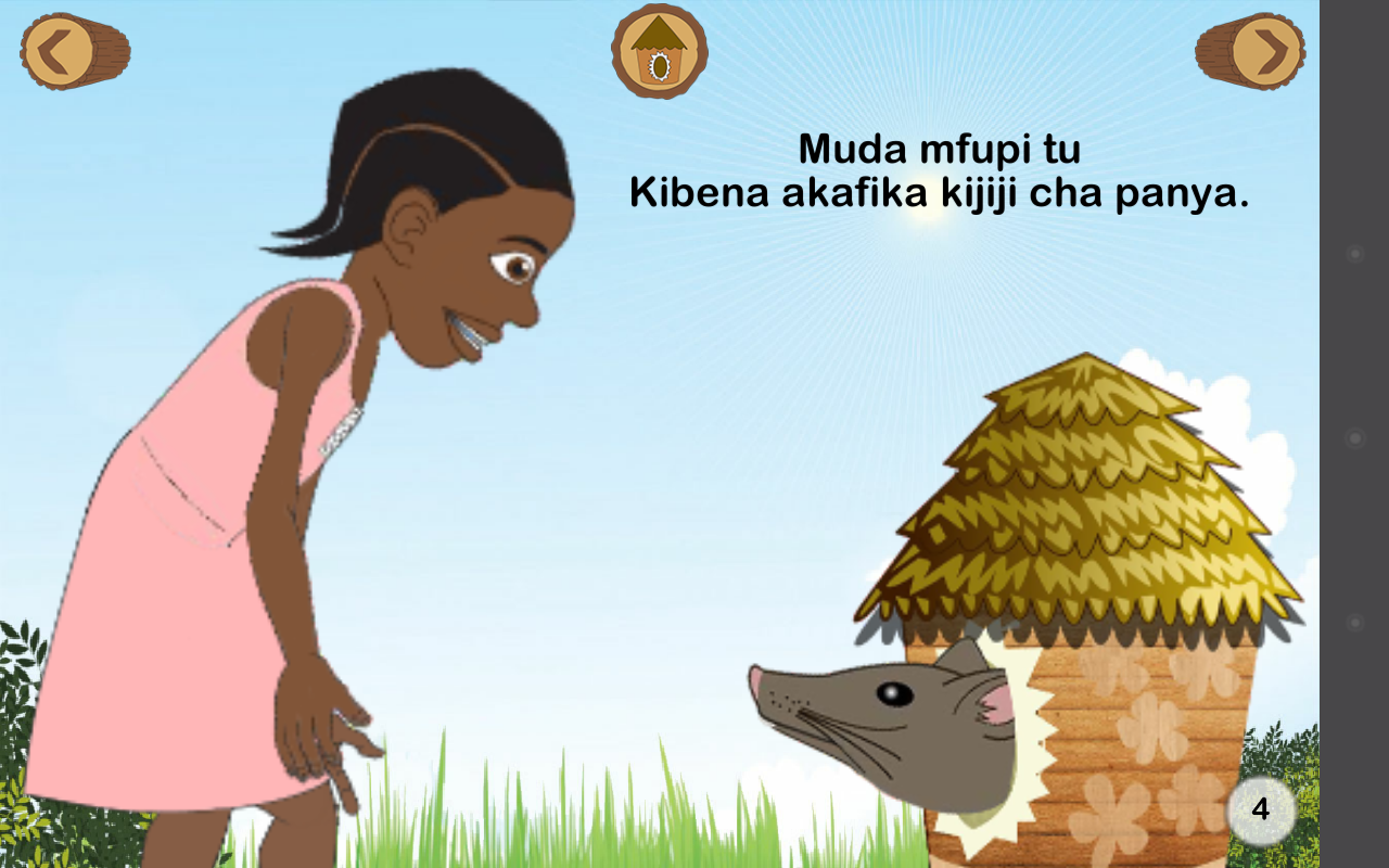 Ubongo Kids - Hesabu za Panya- screenshot