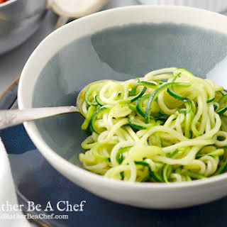 Zoodles.
