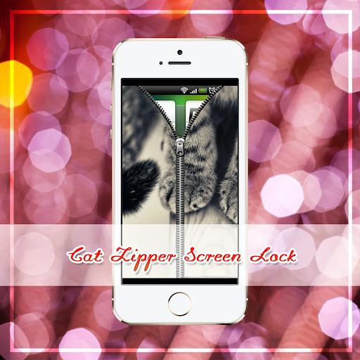 Cat Zipper