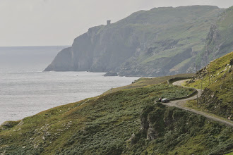 Photo: Scenic Route in Donegal