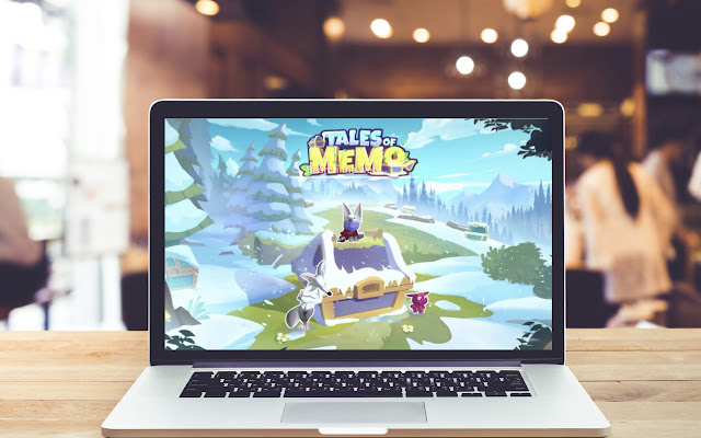 Tales Of Memo HD Wallpapers Game Theme