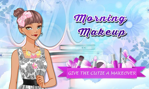 Morning Makeup: Girls Game