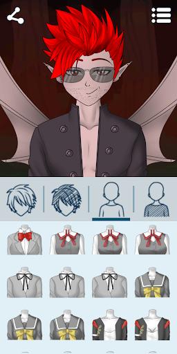 Avatar Maker: Anime screenshot 5