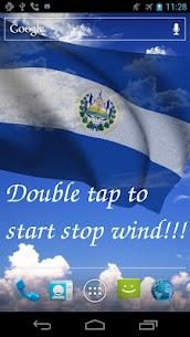 El Salvador Flag Live Wallpaper 4.2.4 APK Mod Latest Version 1