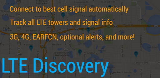 LTE Discovery - Apps on Google Play