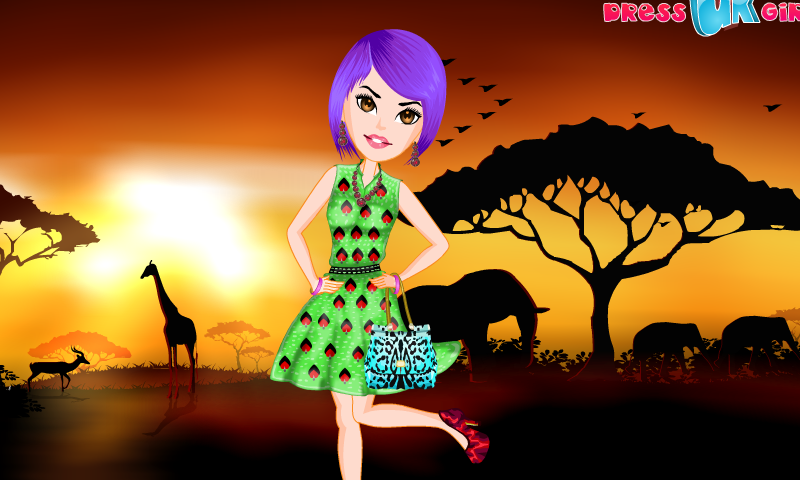 android African Print Fashion Screenshot 2