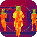 Thermal Camera HD Effects Simulation icon