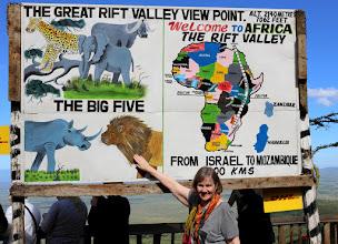 Photo: Ruanda, Uganda, Kenia -matkamme Kenia osuus alkamassa - tavoite selvillä