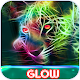Glow the GIF: Art of Neon Color Drawing Download on Windows