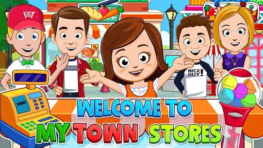 My Town : Stores MOD (Paid Content) 1