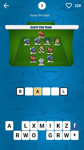 Guess The World Cup Team 2018 Quiz! Road To Russia  screenshots EasyGameCheats.pro 4