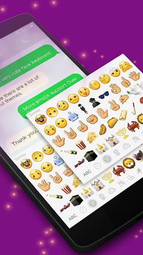 Color Emoji Keyboard 9 5.4 screenshots 4