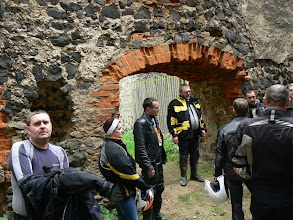 Photo: fot. Zaczekaj w ruinach zamku Gryf, Proszówka