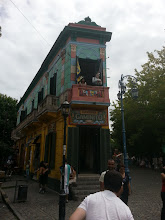 Photo: Famous bar at Caminito