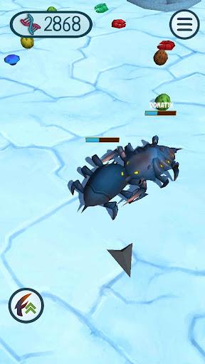 Code Triche Snow Swarm APK MOD screenshots 2