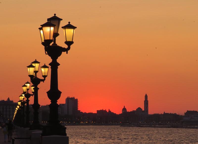 I tramonti, quelli esagerati. di giovannaabb