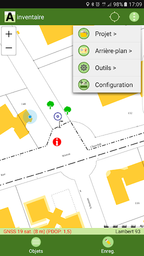 ArpentGIS Mobile screenshot 5