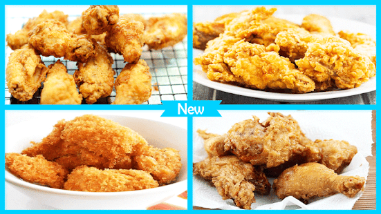 Easy Crispy Fried Chicken Recipes - náhled