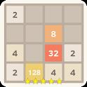 Offline game 2048 icon