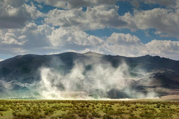 Tra deserto e montagne di Alexx70
