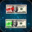 Money Scanner Prank 2 icon