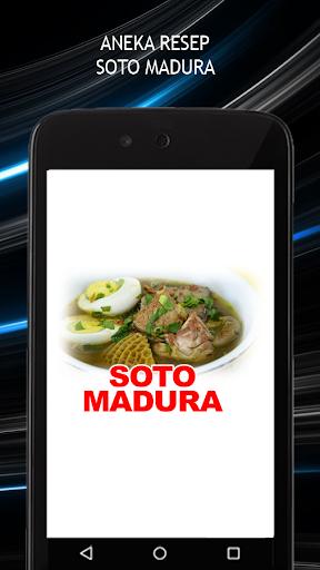 Resep Masakan Soto Madura