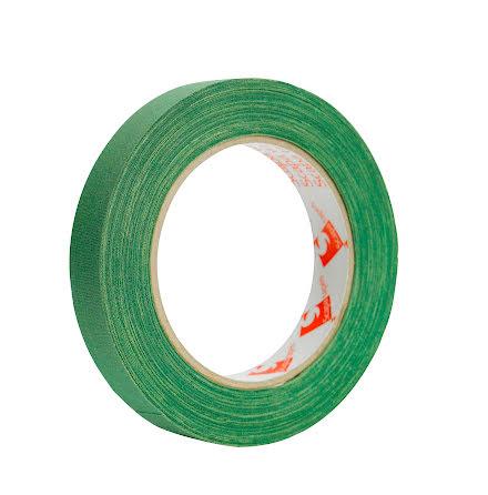 Textiltejp matt 19mmx50m grön