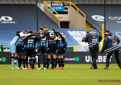Hoe gaat de basiself van Club Brugge eruit zien met alle coronagevallen, schorsingen en dergelijke in acht genomen?
