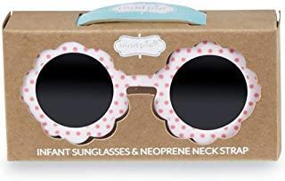 Mud Pie Baby Girls' Toddler Sunglasse