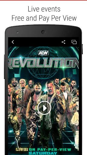 FITE - Boxing, Wrestling, MMA & More 4.2 screenshots 6