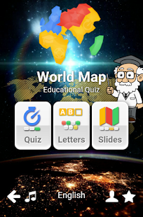 World map quiz apps on google play screenshot image gumiabroncs Image collections